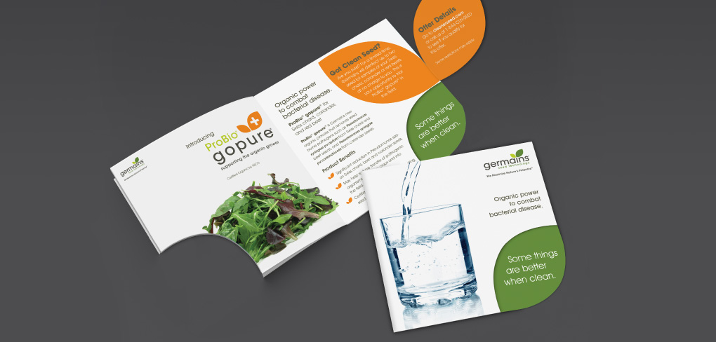 Germains gopure Brochure