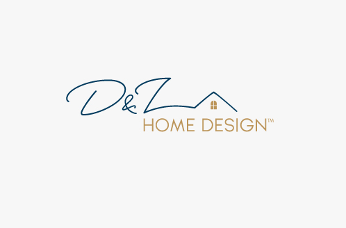 D & Z Home Design Logo