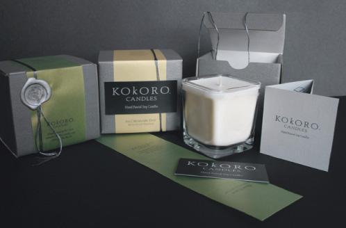 Kokoro Candles