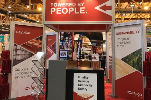 PECO Tradeshow Booth