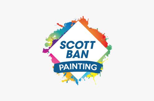 Scott Ban Painting Logo