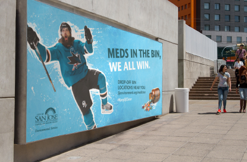 City of San Jose Sharks Pollution Prevention