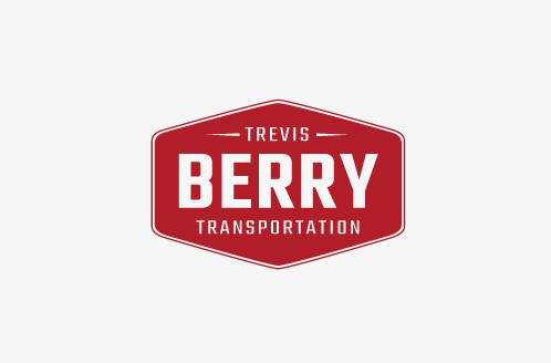 Trevis Berry Transportation Logo