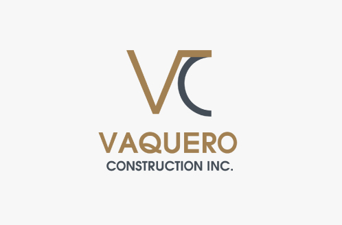 Vaquero Construction Inc. Logo