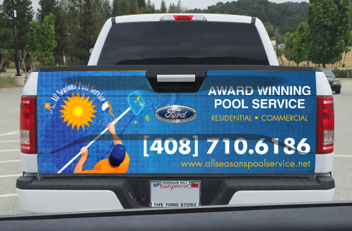 All Seasons' Pool Service