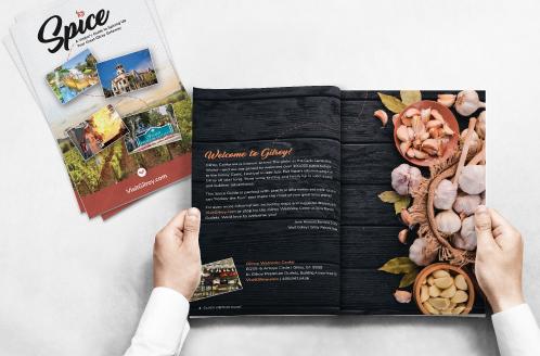 VisitGilroy Spice Magazine