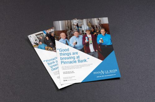Pinnacle Bank Ad