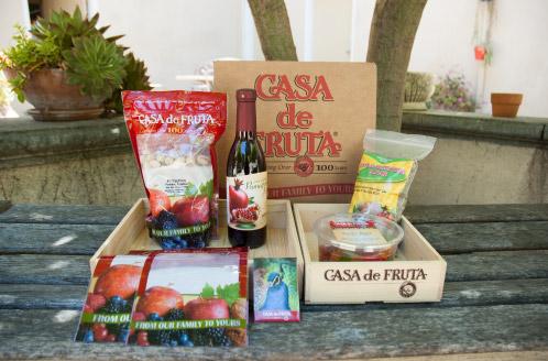 Casa de Fruta Package