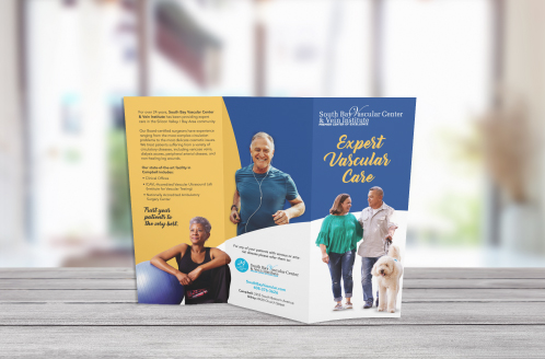 South Bay Vascular Brochure